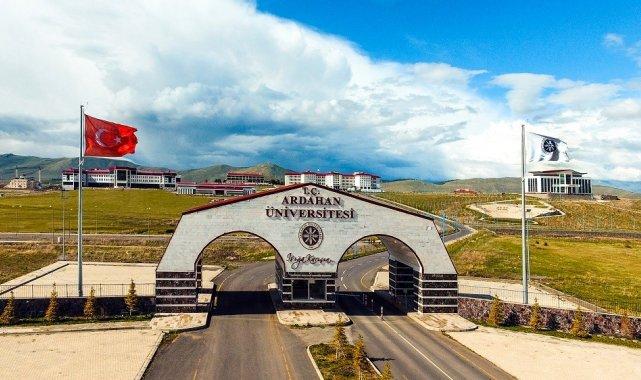 Ardahan Üniversitesi son sırada yer aldı