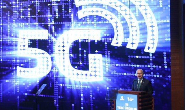 Bakan Karaismailoğlu, elektronik haberleşme sektöründe yatırımların yüzde 34 arttığını duyurdu