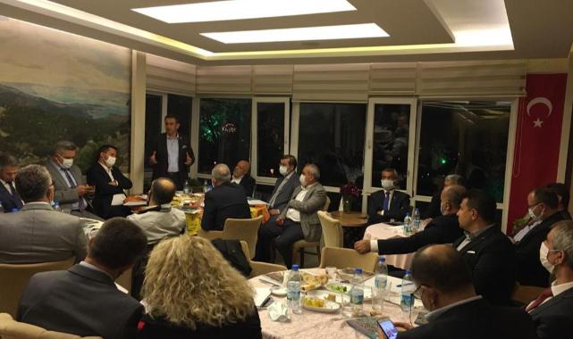 Başkan Zorlu, Ankara'da hemşerilerimizle buluştu