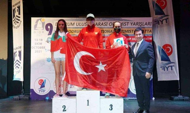 Bodrum'daki yelken yarışları ödül töreniyle sona erdi