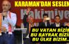 BAKAN ELVAN KARAMAN'DA