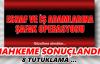 KARAMAN'DA 8 İŞ ADAMI TUTUKLANDI !