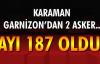 SAYI 187 OLDU !
