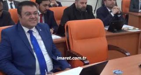Karaman Belediye Meclis Toplantısı