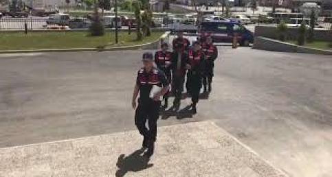 Jandarma mültecileri suç üstü yakaladı