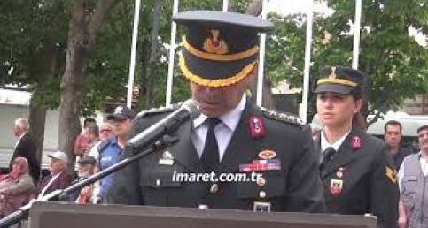 Jandarmanın 180'inci yıl kutlamalarında ilgi odağı oldular