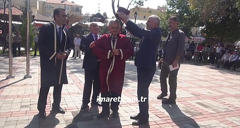 Karaman'da 32'nci ahilik haftası kutlamaları yapıldı