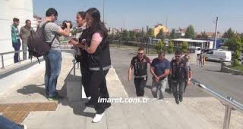 Karaman'daki uyuşturucu operasyonunda 1'i kadın 3 kişi gözaltına alındı