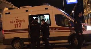 Karaman'da bıçaklı kavgada 2 kişi yaralandı
